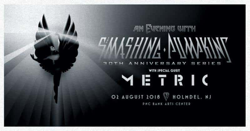 Smashing Pumpkins Announce Special One Off New Jersey show | Shutter