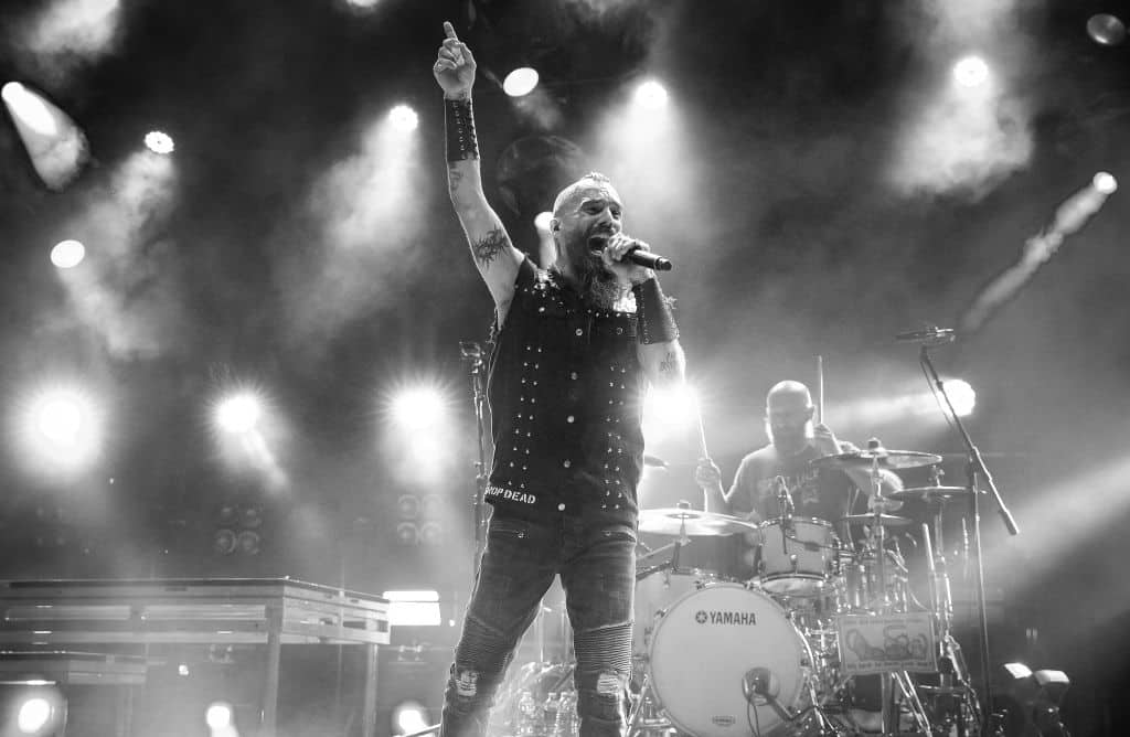 Killswitch Engage, Clutch & All That Remains Get Unleashed
