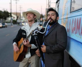 The Dank: a potent margarita of TexMex music with a shot of LA blues