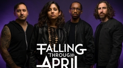 """Prepare To Be """"Paralyzed"""" From Falling Through April's Brand New Single"""