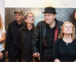 Shoe Gazers Come Out to Hear Pere Ubu's New Album in Brooklyn, New York