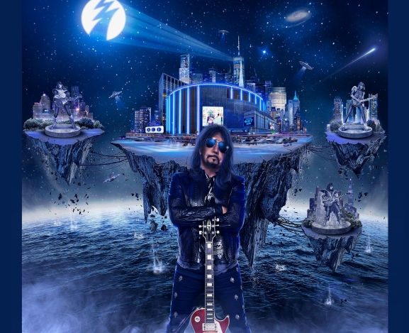 Ace Frehley Returns To His Roots With Origins Vol. 2