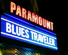 Blues Traveler Celebrates 30 Years With A Sold Out Show