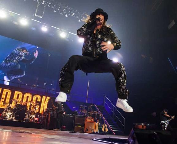 Kid Rock brings American Rock n Roll Tour to Spectrum Center