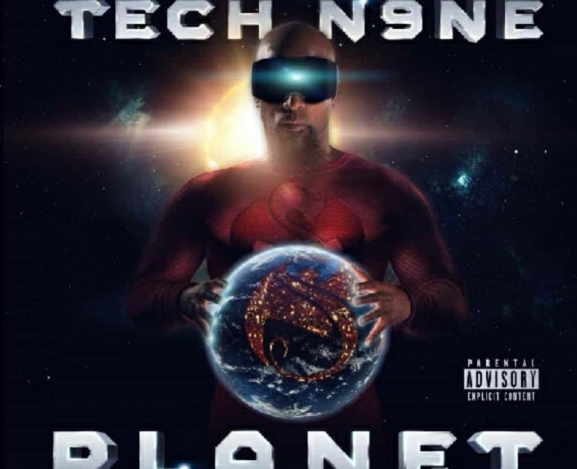 Tech N9ne to Rock The Fillmore