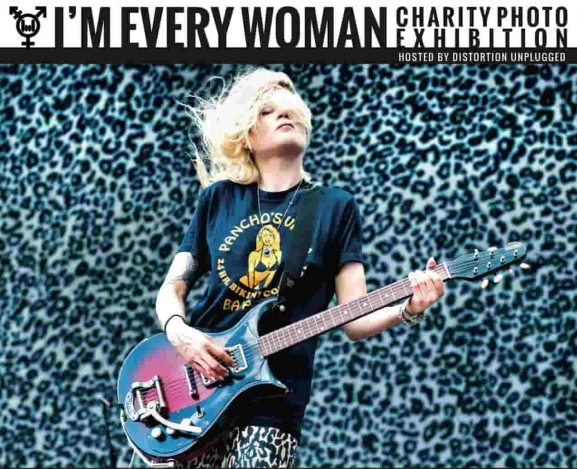 "Preview: ""I'm Every Woman"" Charity Photo Exhibit coming to New York City"