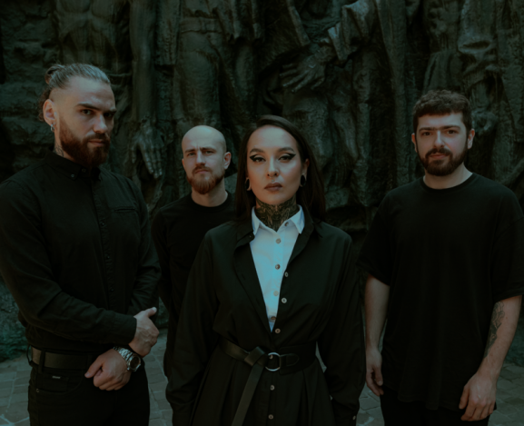 """Jinjer Reveals """"Vortex,"""" First Single From Just Announced Wallflowers Album"""