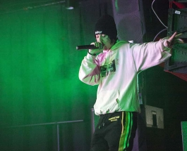 Lil Xan brings Xanarchy to Charlotte's Underground