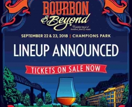 The Second Annual Bourbon & Beyond Festival Returns With A Bang