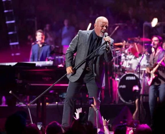 Billy Joel is bringing his incredible talent to Winston Salem