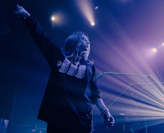 Billie Eilish Brings Sold Out 1 By 1 Tour To Philadelphia