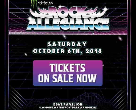 Preview: Rock Allegiance Returns To Keep The Festival Party Going Into Fall 2018
