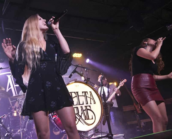 Fillmore Underground hosts Delta Rae and friends