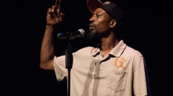 SlamCharlotte Poetry Slam delivers a slammin night