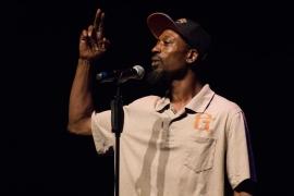 SlamCharlotte Poetry Slam delivers a slammin night