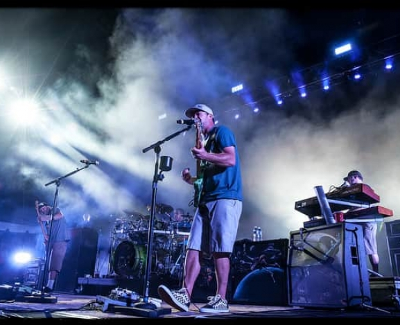 Slightly Stoopid returns to NC for the first time this year with the Sounds of Summer Tour