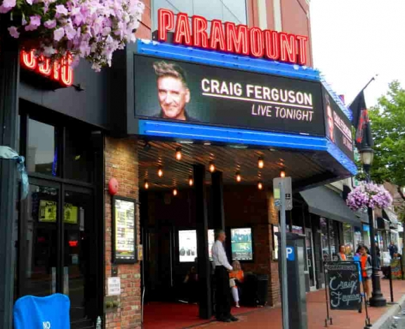 Craig Ferguson Brings His New Deal To The Paramount