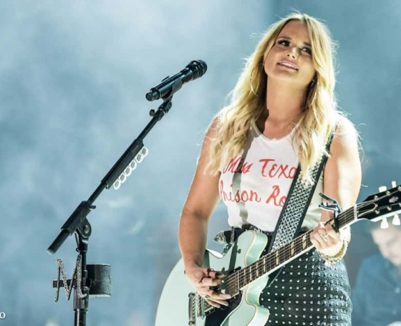 Two nights with Miranda Lambert