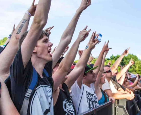Warped Interview Series: Fit for a King returns to Warped Tour