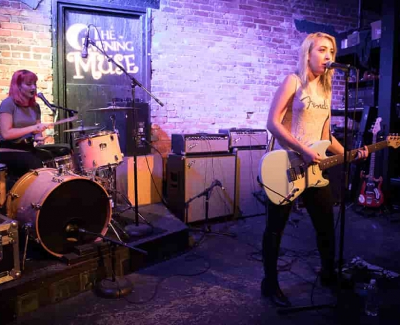 Gallery: Evening Muse hosts Dog Party, Sneeze Attack, and Dollar Signs