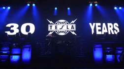 Legends only: Tesla takes over the Paramount