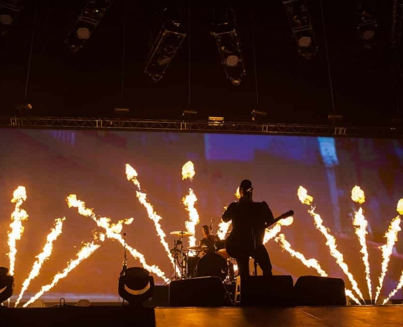 Fall Out Boy Unleashes Mania Upon the Queen City