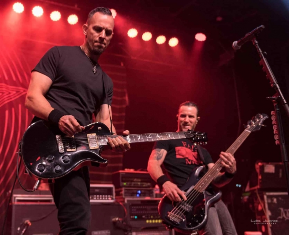 Alter Bridge revisit the Ritz Raleigh better than  ever
