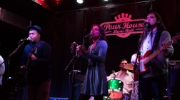 At The Water's Edge with Dark Water Rising at The Pour House