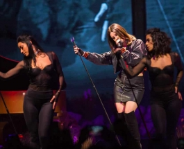 Charlotte left sweating after Lana Del Ray brings Lust for Life tour to the QC