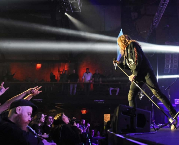Whitesnake take The Flesh & Blood World Tour to The Paramount NY