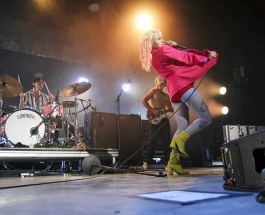 GALLERY: Cry hard, dance harder with Paramore