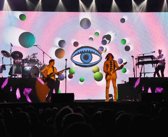 Todd Rundgren's Utopia takes their journey to The Paramount