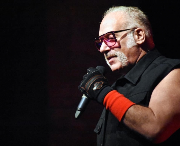 Andrew Dice Clay gets down and dirty at The Paramount in Huntington