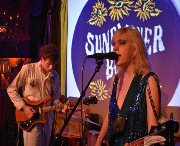 Sunflower Bean and The Nude Party solidify the future of rock with their live performances