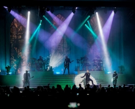 Ghost – A Pale Tour Named Death, last night in Charlotte, NC