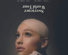 Ariana Grande Announces The Sweetener Tour  Subtitle: The Sweetener Tour