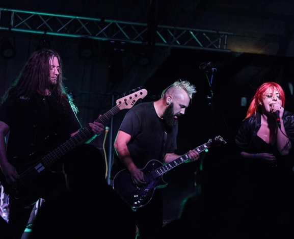 Gallery: Local Love – A Light Divided Album Release Party