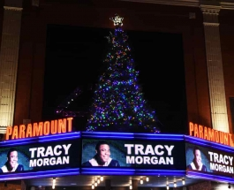Tracy Morgan The Last O.G., Live On Stage at The Paramount