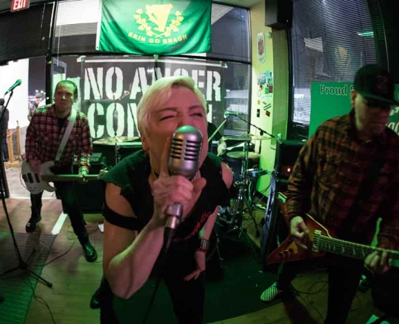 Punk royalty of the Queen City (No Anger Control)