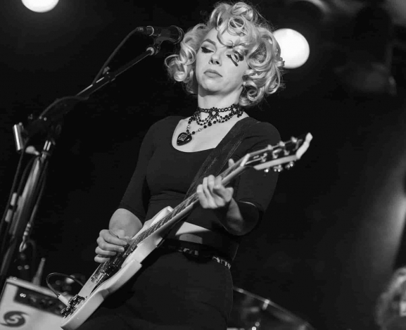Samantha Fish is making her mark on contemporary blues