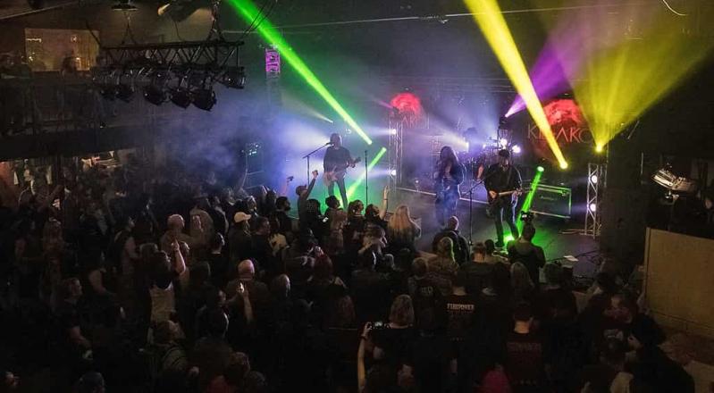 Killakoi Packs Amos' Southend For An Epic Hometown Show