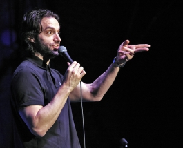 Chris D'Elia Sold Out Three Shows In One Night at The Paramount
