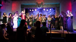 Burlesque, Dolly Juice, and Even a Pikachu! An Exceptional Saturday Night in the Queen City