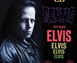 """DANZIG Pays Homage To """"The King"""" with New Album DANZIG Sings ELVIS"""
