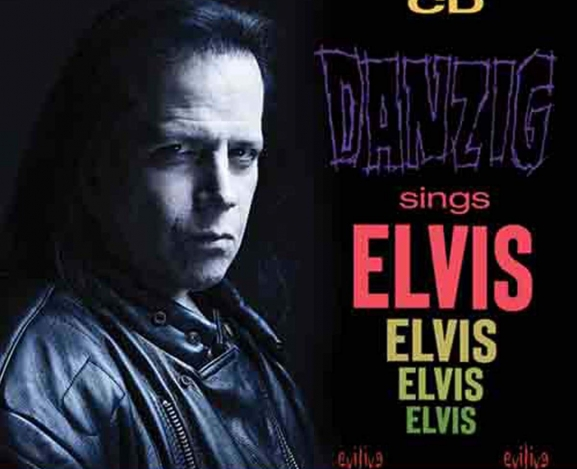 "DANZIG Pays Homage To ""The King"" with New Album DANZIG Sings ELVIS"