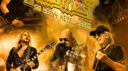 Break Out Your Studded Leathers! The Mighty Judas Priest Are Hitting the Road!