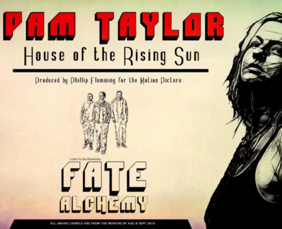 "Pam Taylor's Haunting Cover of ""House of The Rising Sun"" For Film Score Is an Artistic Revelation"