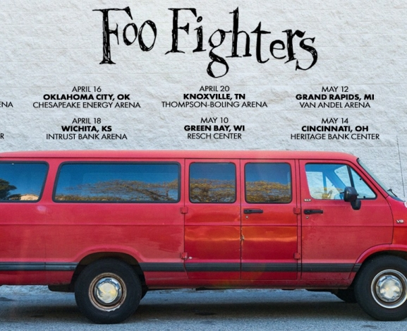 Foo Fighters To Celebrate 25 Years With Special Tour