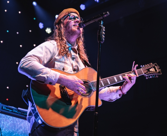 Allen Stone Shows DC Some Love and Soul On His Building Balance Tour