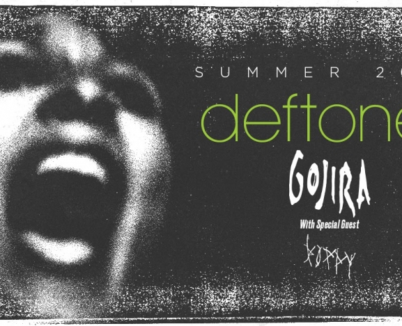 Deftones, Gojira and Poppy- Yet Another Gigantic Tour For 2020